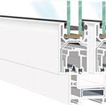 Профиль Veka Sunline для остекления балконов