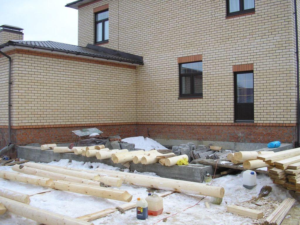 cokol 1024x768 Строительство зимнего сада и бассейна в Бронницах