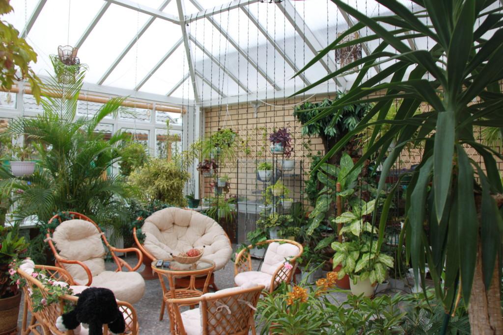 sborka 1024x683 Строительство зимнего сада и бассейна в Бронницах